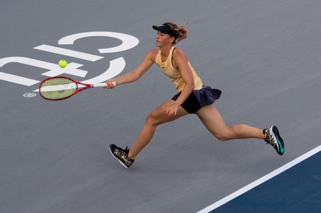 World Team Tennis. Костюк проиграла две свои встречи в субботу
