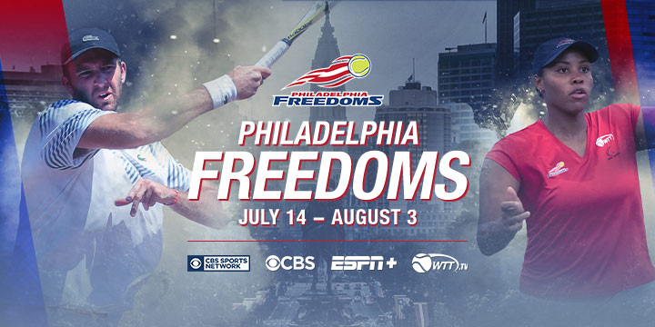 Philadelphia Freedoms 2019