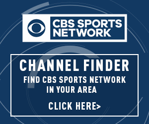 CBS Sports Network Channel Finder