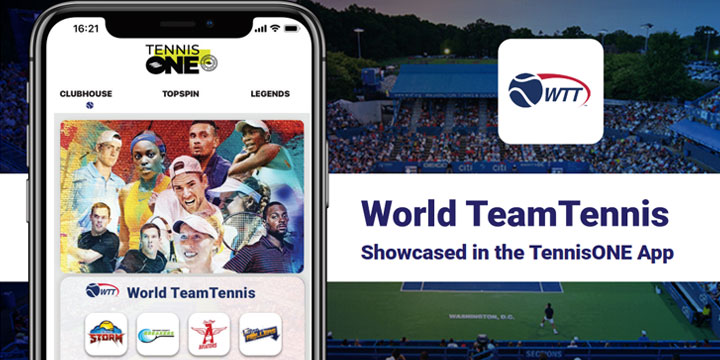 WTT and TennisOne